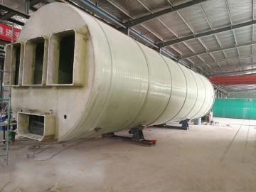 唐山一体化污水提升泵站