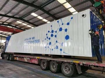 唐山一体化污水处理设备